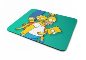 Mousepad Simpsons Green