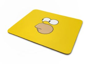 Mousepad Simpsons Homer Yellow