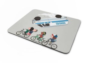 Mousepad Stranger Things Van Hawkins