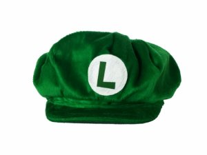 Chapéu Luigi (Super Mario)
