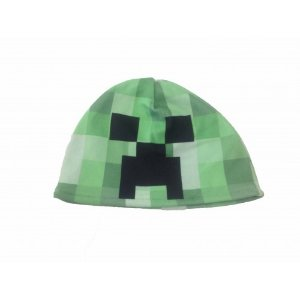 Touca Creeper Minecraft