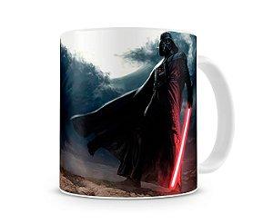 Caneca Star Wars Darth Vader Deserto
