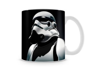 Caneca Star Wars Stormtrooper