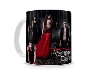 Caneca The Vampires Diaries
