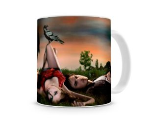 Caneca The Vampires Diaries II