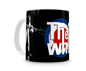 Caneca The Who Live