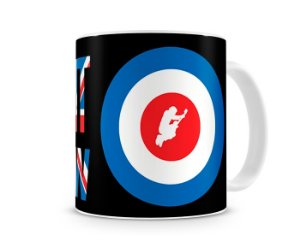 Caneca The Who Logo II