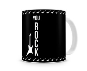 Caneca You Rock