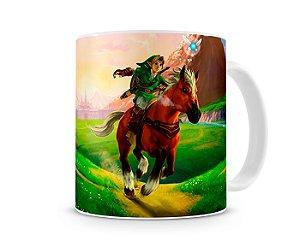 Caneca The Legend of Zelda II