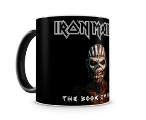 Caneca Mágica Iron Maiden The Book Of Souls