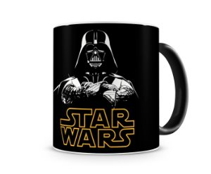 Caneca Mágica Star Wars Darth Vader Dark