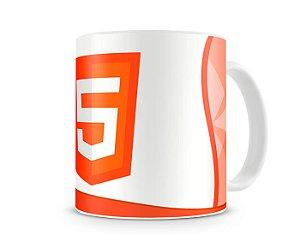 Caneca Linguagem HTML5