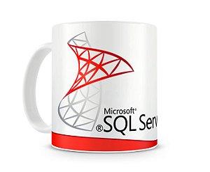 Caneca Linguagem SQL Server