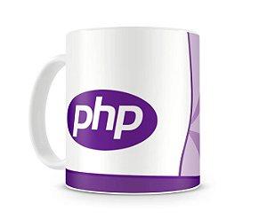 Caneca Linguagem PHP