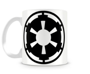 Caneca Star Wars Galact Empire