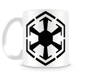 Caneca Star Wars Sith Empire
