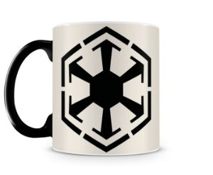 Caneca Mágica Star Wars Sith Empire