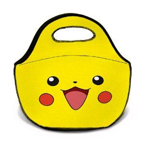Bolsa Térmica Neoprene Pokemon Pikachu