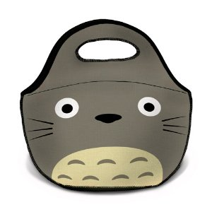 Bolsa Térmica Neoprene Totoro Mod01