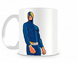 Caneca Super Herói Resistente Mod 02
