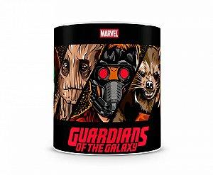 Caneca Mágica Guardiões da Galaxia Cartoon HQ II