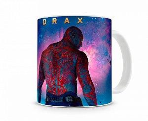 Caneca Guardiões da Galaxia Drax