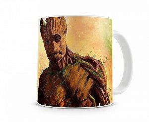 Caneca Guardiões da Galaxia Groot