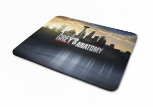 Mousepad Greys Anatomy Seattle I
