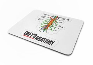 Mousepad Greys Anatomy Tumor