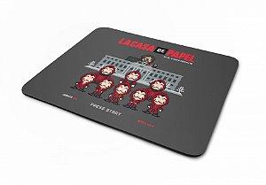 Mousepad La Casa de Papel Pixel Game