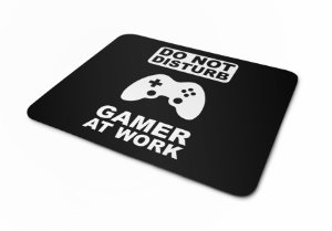 Mousepad Gamer At Work I