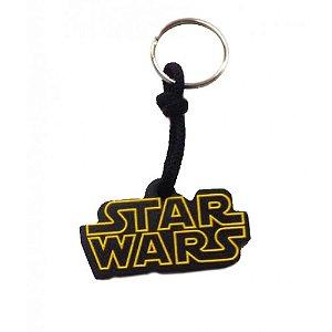 Chaveiro emborrachado Star Wars