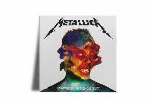 Azulejo Decorativo Metallica Hardwired 15x15