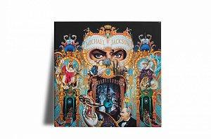 Azulejo Decorativo Dangerous Michael Jackson 15x15