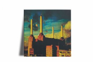Azulejo Decorativo Pink Floyd Animals 15x15