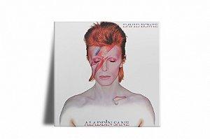 Azulejo Decorativo Bowie Aladdin Sane 15x15