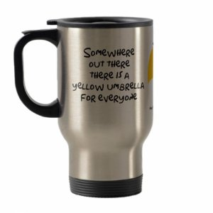 Caneca térmica para carro How I Met Your Mother mod. I Inox