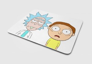 Mousepad Rick And Morty Mod 1