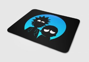 Mousepad Rick And Morty Mod 3