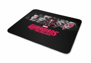 Mousepad Guardiões da Galaxia Personagens III