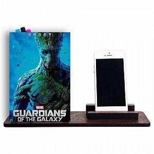 Organizador de Mesa Guardiões da Galaxia Groot