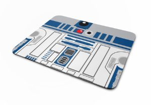 Mousepad Star Wars R2D2