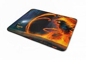 Mousepad Senhor dos Aneis Gandalf vs Balrog