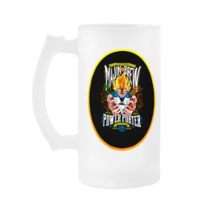 Caneca de chopp Dragon Ball Majin Beer