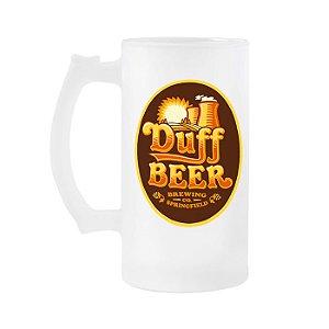 Caneca de chopp Duff Beer