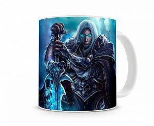 Caneca World Of Warcraft Artha I