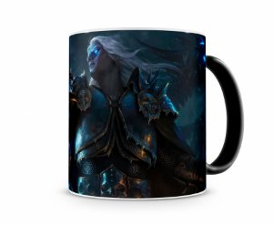 Caneca Mágica World Of Warcraft Artha II
