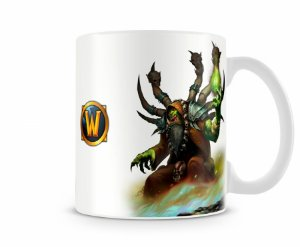 Caneca World Of Warcraft GuIdan