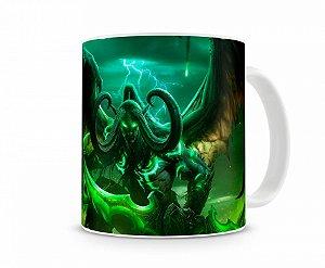 Caneca World Of Warcraft Illidan I