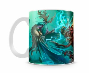 Caneca World Of Warcraft Malfurion II